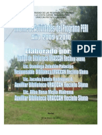 Informe de Actividades Peri Uraccan Siuna