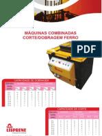 Catálogo Máquinas corte/dobragem ferro (pt)
