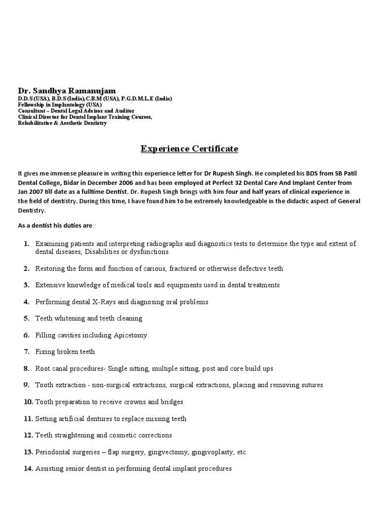 Experience certificate format for accountant assistant images experience certificate sample assistant accountant images experience certificate sample research assistant gallery experience certificate format for yadclub Gallery