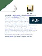 Publication Vive La Soupe Mai 2011