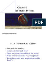 Jovian Planet Systems - (Chpt11)
