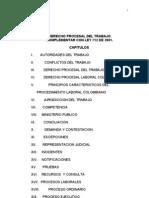 Principios Del Derecho Laboral en Colombia