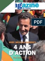 Le magazine de l'Union (mai 2011)
