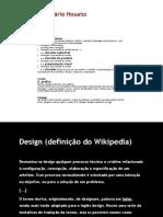 definições de design
