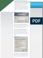 Como crear un dominio en Windows 2003 Server y una zona inversa en DNS. « Fi