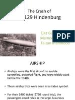 Hindenburg diaster