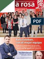 La Rosa - Mayo 2011 - Programa electoral