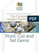 Hunt Cut Set Gems Lapidary