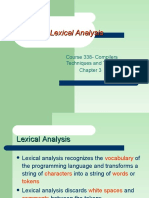 Lexical Analysis2 Modefied