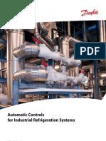 Sistemas de refrigeracion industrial en amoniaco