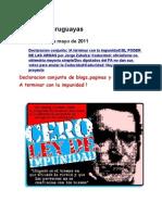 Noticias uruguayas 10 mayo 2011