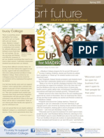 Madison Area Technical College Newsletter, Spring 2011