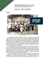 MÚSICA POPULAR BBRASILEIRA - IV - O CHORO