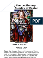 Living the Lectionary - Fourth Sunday of Easter