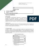 Metodologia No Projeto 2009