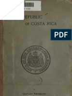 The Republic of Costa Rica (1898, Gustavo Niederlein