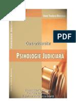 Psihologie Judiciara - Curs Id
