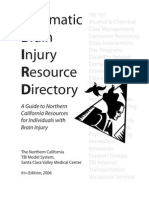 TBI Research Directory