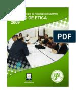 27223209 Manual de Etica Del Colegio Dominicano de Psicologos