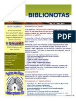 Biblionotas julio 2010