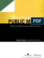 Rethinking Public Media