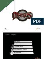 Mythos Pitch Document