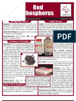 Red Phosphorus Facts