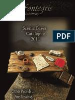 Fontegris 2011,Escenarios Catalogue
