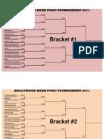 Tournament Brackets - HABP 2011