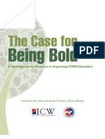 The Case for Being Bold_2011_v2_0