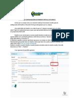 MANUAL DE CONFIGURACIÓN DE PENDRIVE VIRTUAL - INVERSIONES CREATIVA