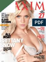 Maxim 2011 04 April