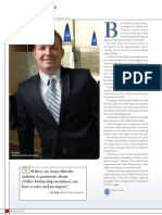 AZRE Valley Partnership Profiles on Ben Shunk & Carolyn Oberholtzer