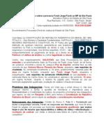 Peticao Informacoes Farah Jorge Farah MPSP
