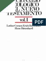 Diccionario Teologico Del Nuevo Test Amen To Vol. i