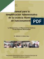 Manual Para Simplificacion Santiago Surco