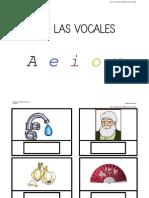 Leo Las Vocales Libro