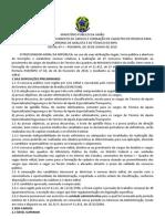 Edital Concurso MPU 2010