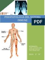 Fisiopatologia Del Sistema Inmune