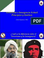 Spencer Terrorismo e Insurgencia (Negociación y Resolución de Conflictos)
