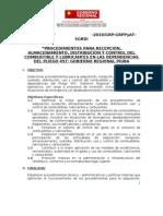 Directiva de Combustibles 2010
