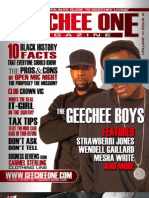 Geechee One Magazine May 2011