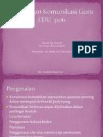 TAJUK 6 EDU 3106
