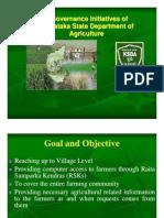 E-Governance Initiatives _ Agri