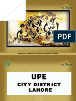 UPE Presentation for ORM April -11
