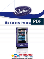 Cadbury Proposal