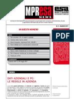 Impresa News 5 Maggio 2011