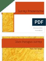 KK Donut Siam Paragon Survey