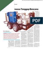 Genset Biomassa SM