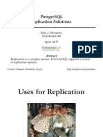 Replication Postgres